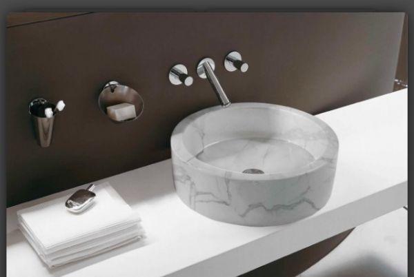 CALACATTA White sink